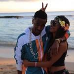 Big Sean et sa nouvelle petite amie Naya Rivera s'amusent à Hawaii