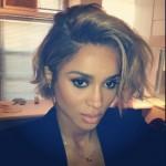 Ciara dévoile son nouveau look