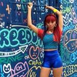 """Brianna Perry dévoile son nouveau single """"Jungle"""""""
