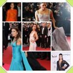 Eva Longoria fait sa belle au Festival de Cannes