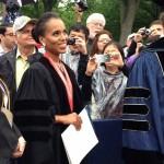 Kerry Washington obtient son doctorat en arts