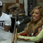 "K. Michelle était invitée de ""The Breakfast Club"""