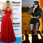 Nicki Minaj dévoile les dessous des BillBoard Awards 2013