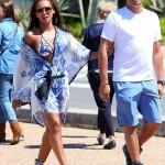 Mel B et son mari s'amusent à Cannes