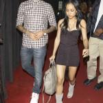 Karrueche Tran habite à nouveau chez Chris Brown