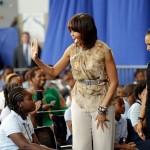 Kerry Washington aux de Michelle Obama