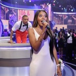 """Bow Wow est accompagnée de Angela Simmons à """"106 & Park"""""""