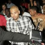 Chris Brown commence les célébrations pour ses 24 ans à Los Angeles
