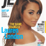 Lauren London fait la une de « JET Magazine »