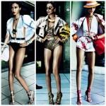 """Joan Smalls fait la une de """"Vogue Magazine"""" au Brésil"""