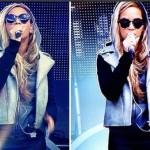 """Beyonce se prépare pour le concert """"Chime For Change"""""""