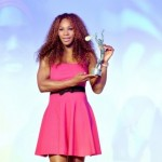 "Serena Williams couronnée ""World Champion"""