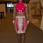 Eve était fabuleuse à la Graduate Fashion Week