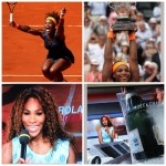Serena Williams remporte Roland Garros 2013