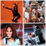 Serena Williams remporte Roland Garros 2013