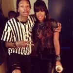 """Kelly Rowland et Wiz Khalifa invités de """"Jimmy Fallon"""""""