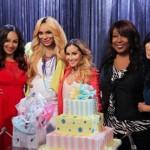 "Tamera Mowry Housley, Tamar Braxton, Adrienne Bailon et Loni Love font la promo de ""The Real"""