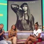"""Kelly Rowland invité de """"BET 106 & Park"""""""