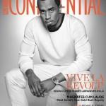 """Diddy fait la UNE de """"LA Confidential"""""""