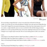 """Gabrielle Union sexy dans """"Being Mary Jane"""""""