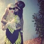Amber Rose et Wiz Khalifa sont officiellement marriés