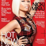 Nicki Minaj fait la une de Marie Claire