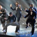 Jennyfer Hudson, Justin Timberlake, Drake et d'autres sont montés sur scène aux MTV VMA 2013