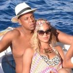 Beyonce et Jay-Z se la coulent douce au Brésil