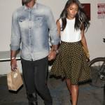 Dwayne Wade et Gabrielle Union de sortie à Miami
