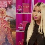Nicki Minaj fait la promotion de Minajesty