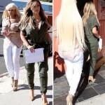 Kim Kardashian et Blac Chyna, les Asses Powers Girls