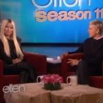 Nicki Minaj fait la promotion de Minajesty chez Ellen