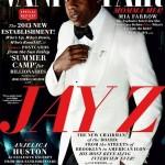 Jay-Z fait la une de Vanity Fair