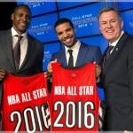Drake a un nouveau job