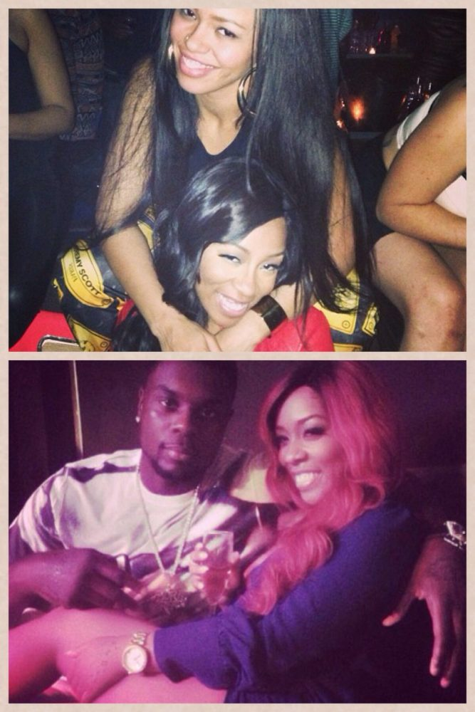 K Michelle And Memphitz Twitter Beef Michelle And Keyshia C...