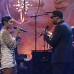 Toni Braxton et Babyface invités de Jay Leno