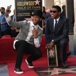 Babyface décroche son étoile à Hollywood