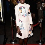 Lupita Nyong'O fait la promo de 12 Years A Slave