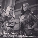 Nicki Minaj invitée de The Queen Latifah Show
