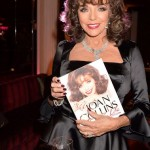 Joan Collins promeut Passion For Life