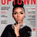 Janelle Monae fait la une de Uptown Magazine