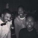 Drake célèbre ses 27 ans