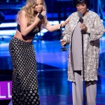 Mariah Carey honore la chanteuse PattinLaBelle