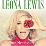 Leona Lewis prépare son prochain single One More Sleep
