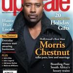 Morris Chestnut fait la une de Upscale Magazine