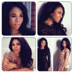 Regina Hall pose pour Rolling Out Magazine