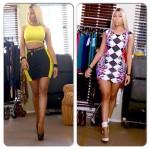 Nicki Minaj pose à nouveau pour promouvoir sa collection K-Mart
