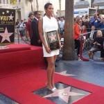 Jennifer Hudson est honorée à Hollywood