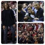 La famille Obama encourage le frère de Michelle Obama