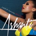 Ashanti présente son nouveau single Christmas in the City